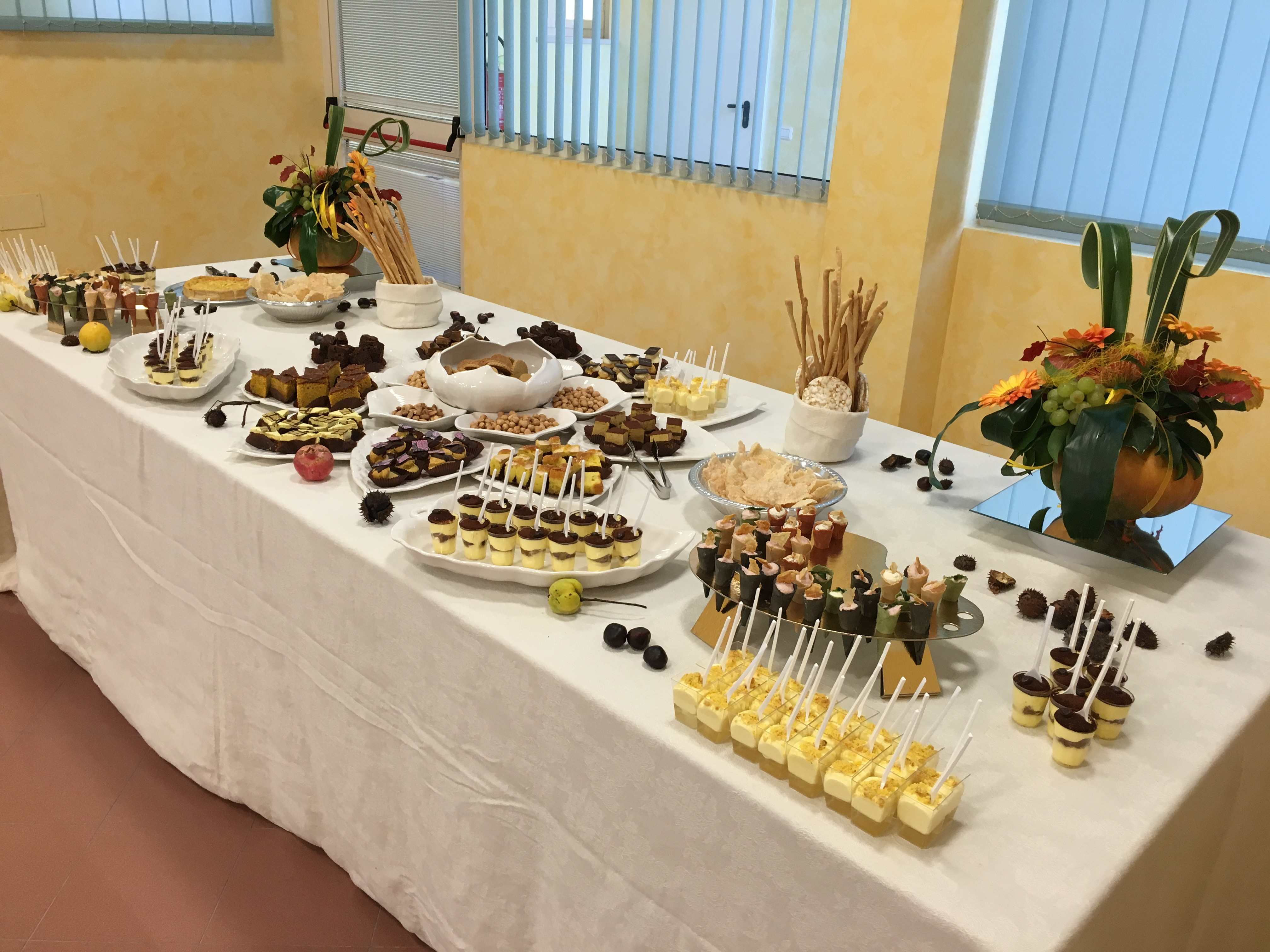 buffet eventi gorizia