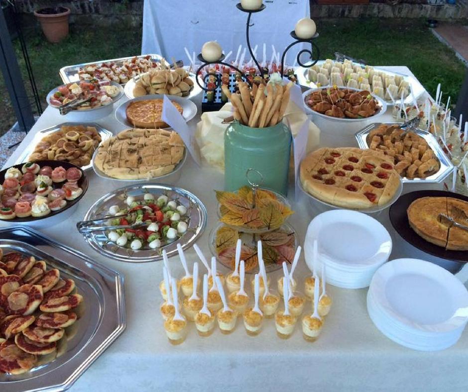 rinfreschi rinfresco festa privata