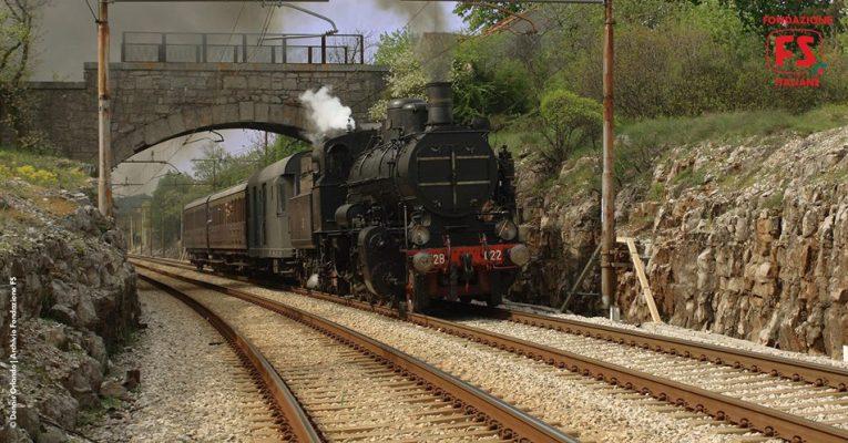 Arriva a Gorizia il Treno Storico!