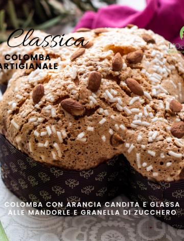 Colomba Classica Artigianale