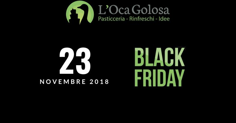 Anteprima del Black Friday