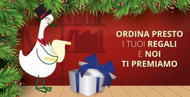 Prenota subito i tuoi regali di natale!