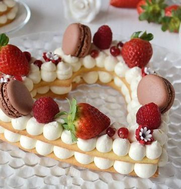 Love Cream Tart