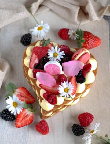 Love Cream Tart