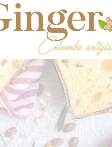 Ginger: colomba con pompelmo rosa e zenzero candito