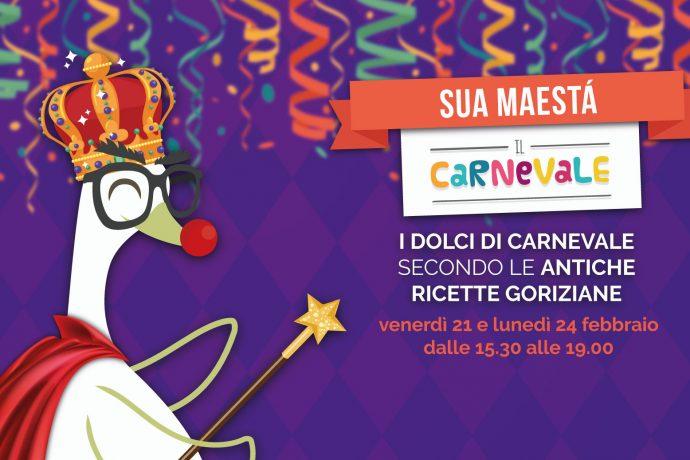 Sua Maestà Il Carnevale: i dolci secondo le antiche ricette goriziane