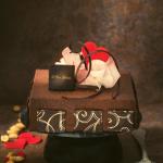 torta moderna mousse cioccolato